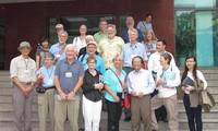Delegation der US-Kriegsveteranen zu Gast in Vietnam
