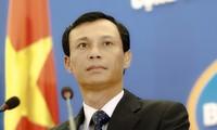 Vietnam bekräftigt seine Souveränität für die Paracel- und Spratly-Inselgruppe