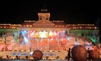 Staatpräsident Truong Tan Sang beim Meeresfestival in Nha Trang