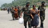 Hunderte Tote bei Überschwemmung in Indien