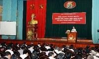 Landeskonferenz über Partei-Beschluss
