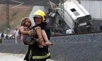 Spanien findet Ursache für das Zugunglück