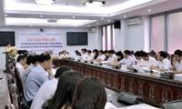 Staatspräsident Truong Tan Sang tagt mit Parteileitung des Justiz-Ministeriums