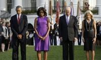 Die USA gedenken Opfern der Terroranschläge vor zwölf Jahren