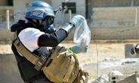 UNO: Giftgas Sarin wurde in Syrien eingesetzt