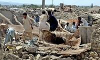 Mindestens 515 Tote beim Erdbeben in Pakistan