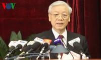 Sitzung des Zentralkomitees der KPV entscheidet über wichtige Frage des Landes
