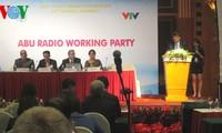 Sitzung der Rundfunk-Kommission am Rande des ABU-Gipfels