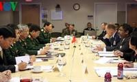 Dialog über Verteidigung zwischen Vietnam und den USA