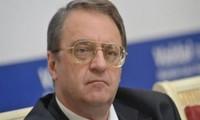 Russland ist bereit für inoffizielle Verhandlung  in Syrien