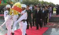 Feier zum 69. Gründungstag der vietnamesischen Volksarmee in Kambodscha