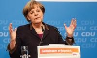 Deutsche Bundeskanzlerin muss wegen Skiunfalls Termine absagen