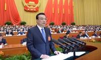Eröffnung der chinesischen Parlamentssitzung
