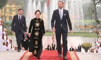 Vietnam-Besuch des norwegischen Kronprinzen öffnet Zusammenarbeitsmöglichkeit  für beide Länder