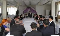 Verhandlung über Freihandelsabkommen zwischen Vietnam und der Zollunion