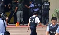 Terroranschlag in Xinjiang: Duzende Menschen ums Leben gekommen