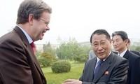 Nordkorea sucht den neuen Partner in Europa
