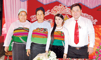 Einzigartige Kulturzüge bei Hochzeitsfeiern der Volksgruppe der Muong