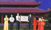 Die Gedenkstätte der Tran-Dynastie in Quang Ninh wird nationale Gedenkstätte