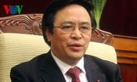 KPV-Delegation beteiligt sich an der internationalen Konferenz politischer Parteien in Asien