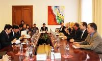 Justizministerien zwischen Vietnam und Tschechien nehmen die Beziehungen wieder auf