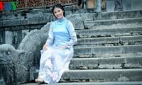 Ao Dai ehrt die Schönheit der vietnamesischen Frauen