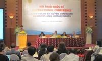 Vietnam organisiert das inoffizielle Seminar des Asien-Europa-Forums über Menschenrechte