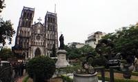 Die Christen in Hanoi bereiten sich auf Weihnachten vor