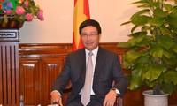 NewEurope: Vietnam ist ein aktiver Partner für Frieden und Aufbau der Gemeinschaft in Südostasien