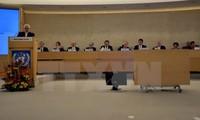 Vietnam ruft zu Gesprächen und Kooperation bei der Lösung aller Fragen über die Menschenrechte auf