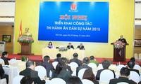 Vietnam und Deutschland wollen die Zusammenarbeit im Justiz-Bereich verstärken