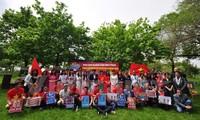 Aktivitäten anlässlich der Befreiung Südvietnams und der Vereinigung des Landes im Ausland