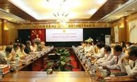 Botschafter von zehn Ländern besuchen die Provinz Bac Giang