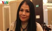 Vietnamesische Modenschau in den USA