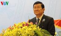 Der Staatspräsident fordert Intensivierung der Vollstreckung der Justizreform