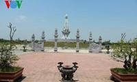 Die alte Zitadelle Quang Tri: der Überrest der heldenhaften Geschichtsphase