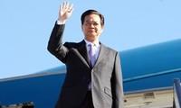 Premierminister Nguyen Tan Dung wird Malaysia besuchen
