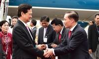 Vietnam, Malaysia und Singapur verstärken ihre Zusammenarbeit