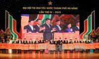 Patriotismus-Konferenz in der Stadt Da Nang