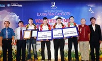 "Verleihung des Talentpreises ""Luong Van Can"" 2015"