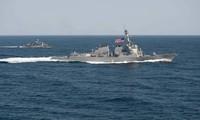 Die USA und China einigen sich auf Vereinbarung zum Verzicht auf Ausschreitungen im Meer