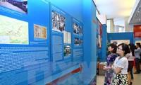 Ausstellung: Route des Präsidenten Ho Chi Minh zur Befreiung des Landes