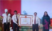 Kreis Hoa Vang in Da Nang erfüllt frühzeitig die Kriterien zur Neugestaltung ländlicher Räume