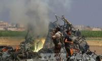 Russland bestätigt keine Überlebenden beim Abschuss des russischen Militärhubschraubers
