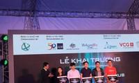 Eröffnung des Zentrums zur Startup- und Innovationsförderung Sai Gon
