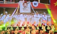 Feier zum 71. Jahrestag der Augustrevolution und des Nationalfeiertags