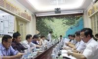 Vietnam beseitigt die Folgen nach dem Taifun Dianmu
