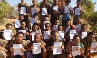 Piraten Somalias lassen 26 Geiseln, davon ein Vietnamese, frei