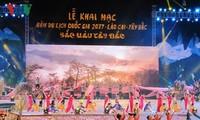 Lao Cai: Eröffnung des nationalen Tourismusjahres 2017