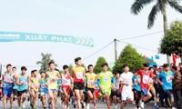 Mobilisierung von 7,2 Millionen Menschen für olympischen Rennentag